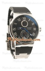 Ulysse Nardin Maxi Marine Chronometer Replica Watch 25