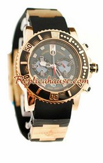 Ulysse Nardin Maxi Marine Chronometer Replica Watch 08