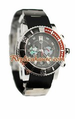 Ulysse Nardin Maxi Marine Chronometer Replica Watch 09