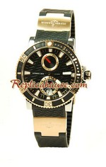 Ulysse Nardin Maxi Marine Chronometer Swiss Replica Watch 08