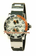 Ulysse Nardin Maxi Marine Chronometer Swiss Replica Watch 11