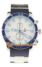 Ulysse Nardin Maxi Marine Chronometer Replica Watch 02