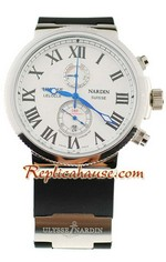 Ulysse Nardin Maxi Marine Chronometer Replica Watch 04