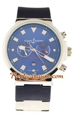 Ulysse Nardin Maxi Marine Chronometer Replica Watch 11