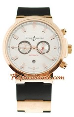 Ulysse Nardin Maxi Marine Chronometer Replica Watch 15