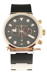 Ulysse Nardin Maxi Marine Chronometer Replica Watch 16
