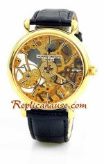 Vacheron Constantin Skeleton Swiss Replica Watch 6