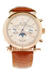 Vacheron Constantin Malte Perpetual Chronograph Replica Watch 01