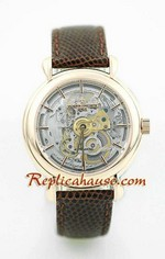 Vacheron Constantin Skeleton Swiss Replica Watch 1