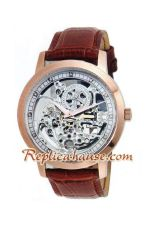 Vacheron Constantin Skeleton Round 2012 Replica Watch 09