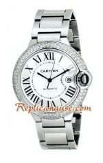 Cartier Ballon Stainless Steel Case Diameter 2012 Watches 1