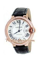 Cartier Ballon Stainless Steel Case Diameter 2012 Watches 5