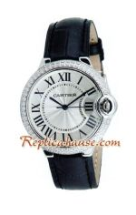 Cartier Ballon Bleu Extra-Large Chronograph 2012 Watches 4