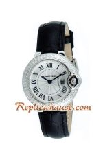 Cartier Ballon Bleu Medium 2012 Lady Watch 4