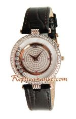 Chopard Happy Diamonds Ladies 2012 Replica Watch 1