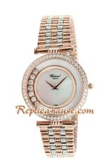 Chopard Happy Diamonds Ladies 2012 Replica Watch 8