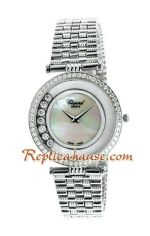 Chopard Happy Diamonds Ladies 2012 Replica Watch 11