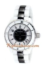 Chanel J12 Authentic Ceramic Watch 5