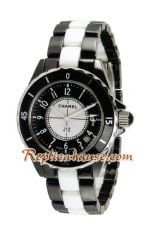 Chanel J12 Authentic Ceramic Watch 6