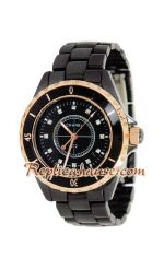 Chanel J12 Authentic Ceramic Watch 9