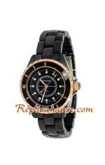 Chanel J12 Authentic Ceramic Lady Watch 9