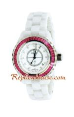 Chanel J12 Jewelry Authentic Ceramic Lady Watch 3