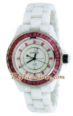 Chanel J12 Jewelry Authentic Ceramic Watch 5