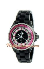 Chanel J12 Jewelry Authentic Ceramic Lady Watch 6