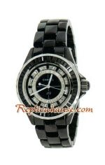 Chanel J12 Jewelry Authentic Ceramic Lady Watch 8