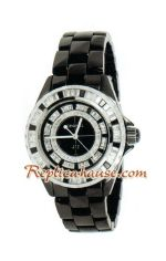 Chanel J12 Jewelry Authentic Ceramic Lady Watch 11