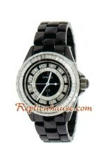 Chanel J12 Jewelry Authentic Ceramic Lady Watch 13