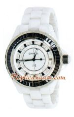 Chanel J12 Jewelry Authentic Ceramic Watch 12