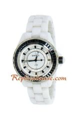 Chanel J12 Jewelry Authentic Ceramic Lady Watch 12