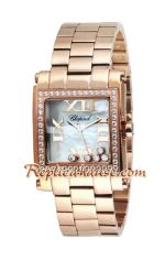 Chopard Ladies Happy Sport 2012 Replica Watch 5