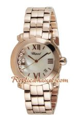 Chopard Ladies Happy Sport 2012 Replica Watch 14