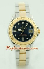 Rolex Yachtmaster Two Tone Mid Sized 2
