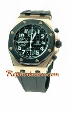 Audemars Piguet Swiss Ceramic Bezel Watch 18