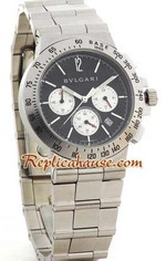Bvlgari Replica Watch - Silver - 05