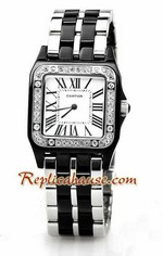 Cartier Demosille Mid Sized Replica Watch 01