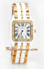 Cartier Demosille Mid Sized Replica Watch 02