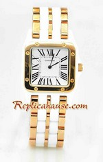 Cartier Demosille Mid Sized Replica Watch 03