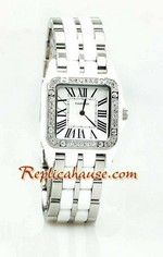 Cartier Demosille Mid Sized Replica Watch 05