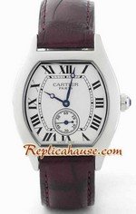 Cartier Tortue Replica White Face<font color=red>������Ǥ���</font>