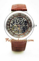 Cartier Swiss Skeleton Replica Watch 2