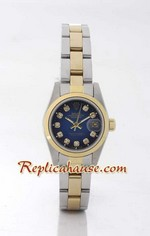 Rolex DateJust Two Tone Ladies - 29