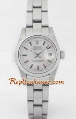 Rolex Replica Swiss Datejust Ladies Watch 16