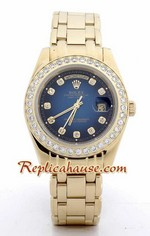 Rolex Replica Day Date Gold 10