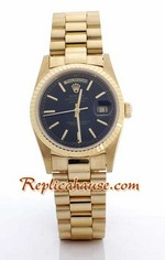 Rolex Replica Day Date Gold 11