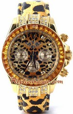 Rolex Daytona Leopard Edition Replica Watch