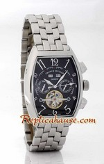 Franck Muller Conquistador Tourbillon Watch 1